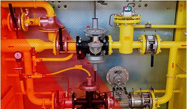 Технически надзор на газови съоръжения и инсталации за природен газ и за втечнен въглеводороден газ(ВВГ)
